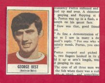 Manchester United George Best Northern Ireland 1968